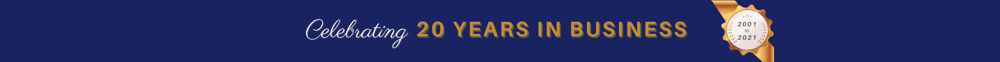 Quadcon Anniversary Banner